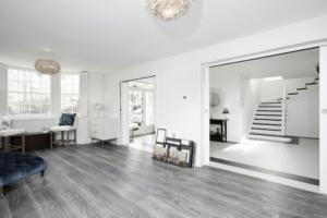 House refurb ground floor