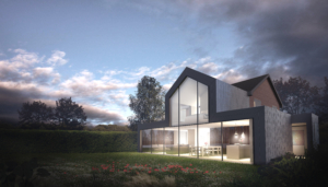 House refurbishment and double storey extension